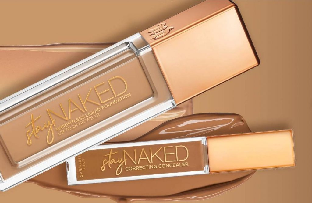 rentrée makeup urban decay stay naked